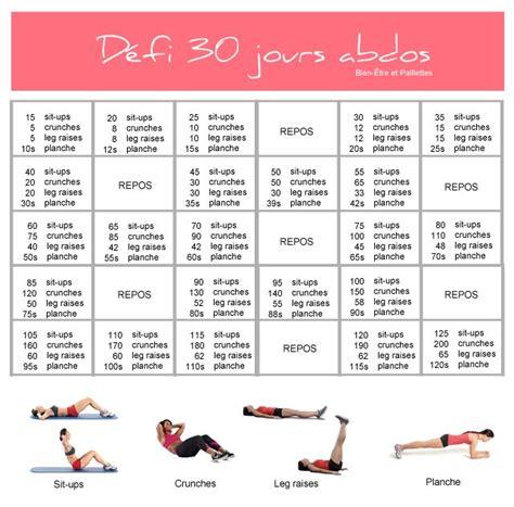 Se Muscler Au Bureau Ventre Plat by 25 Best Ideas About Exercice Ventre Plat On Pinterest