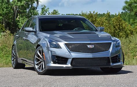 cadillac cts  review test drive