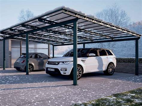 tettoia autoportante tettoie per auto in alluminio ferro legno coperture automobili
