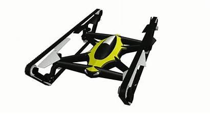 Unstoppable Drone Dron Tout Kickstarter Quadrocopter Namens