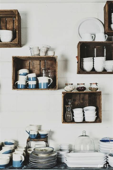 kitchen shelf ideas 5 creative kitchen storage ideas you can diy my paradissi