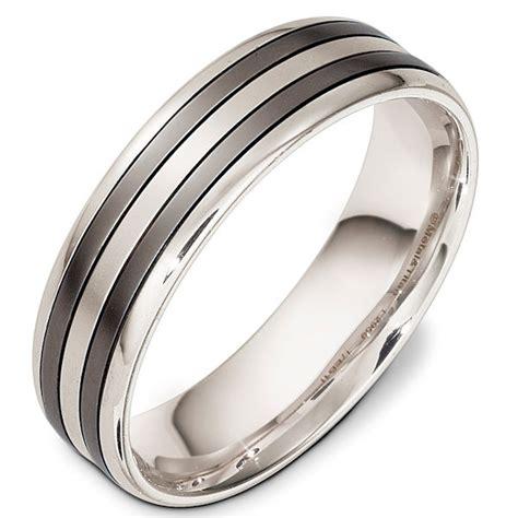 48637tp titanium platinum classic wedding ring