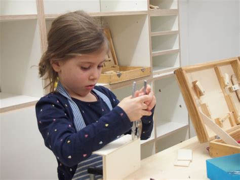 """""""kinder Sind Kreativer""""  Handwerkskurs Für Kinder In Der"""