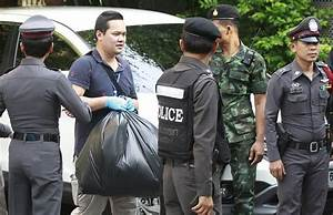 Bangkok Blast: Second Foreign Suspect Arrested By Thailand ...