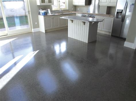 cement kitchen floors some ideas finished concrete floors home ideas collection 2048