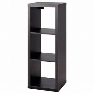 Ikea Offenes Regal : kallax regal schwarzbraun ikea deutschland ~ Watch28wear.com Haus und Dekorationen