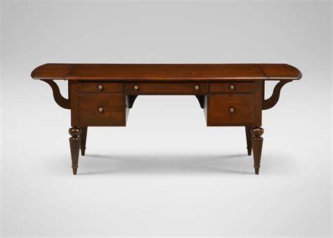 Ethan Allen Furniture Desk by Marshall Drop Leaf Desk Ethan Allen