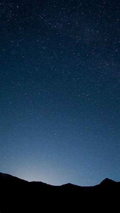 Android Mountains 20stars 20android 20wallpaper 20silhouette 20night