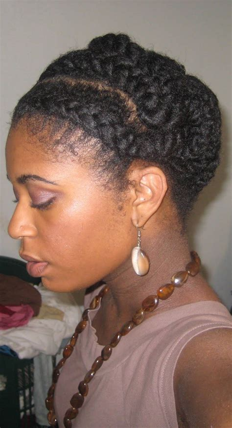 Cornrow Hairstyles Pictures by Naturally Hair Today Large Cornrows In Front And