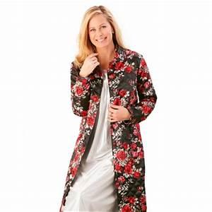 robe de chambre matelassee dans robe de chambre femme With robe de chambre matelassée