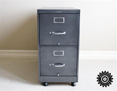 metal file cabinet steelcase file cabinet industrial caffeine