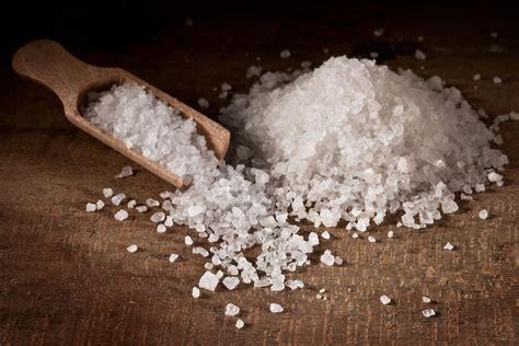 different types of salt ls types of salt used to make homemade bath salts