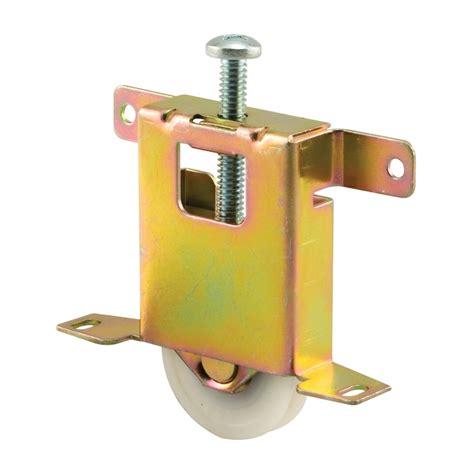 prime    bottom mount sliding closet door roller
