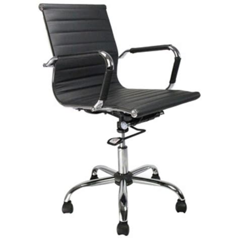modern leather desk chair desk chairs contemporary leather effect swivel office