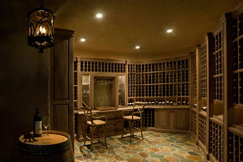 wine cellars  glenview haus chicago il