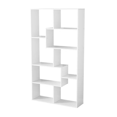 Cube Bookcase White by White 8 Cube Bookcase Functional Storage Artwork Photo