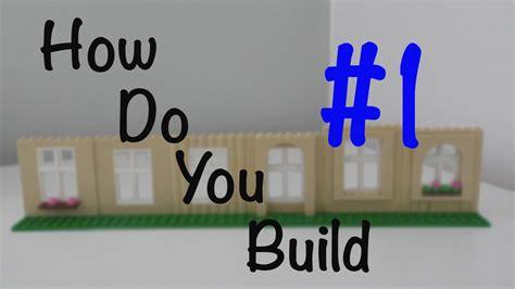 lego    build  windows youtube