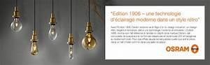 Osram Edition 1906 : osram edition 1906 pendulum vintage suspension or luminaires et eclairage ~ Eleganceandgraceweddings.com Haus und Dekorationen