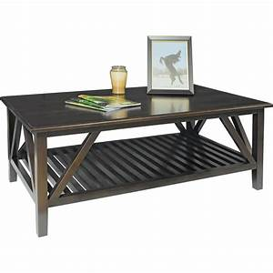 arbor collection coffee table amish crafted furniture With arbor coffee table