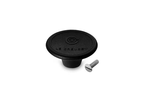 le creuset large replacement phenolic knob cutlery