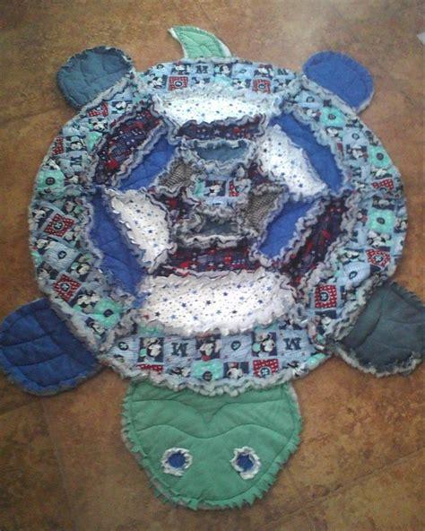 Simplicity Turtle Rag Quilt Pattern