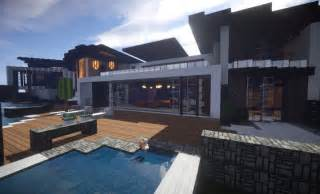 House Plans To Build Inspiration by Trascend Modern House Minecraft House Design