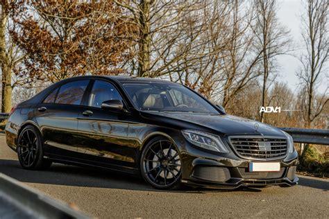 Mercedes S-class Brabus