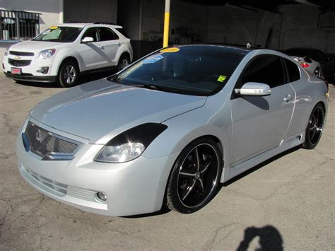 2008 Nissan Altima by 2008 Nissan Altima Iv Pictures Information And Specs