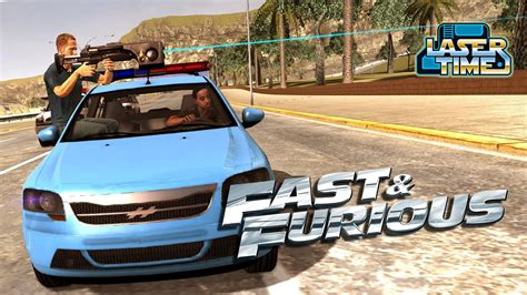 The Fast And The Furious Game