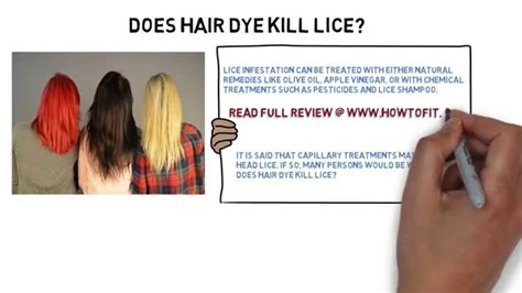 31 Does Dying Your Hair Kill Lice Luxury