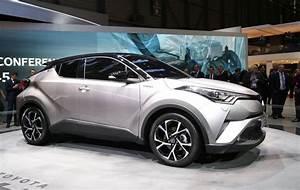 Toyota Chr Le Bon Coin : les stars du salon de gen ve 2016 cnet france ~ Gottalentnigeria.com Avis de Voitures