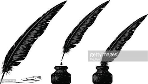 quill  vector art  graphics getty images