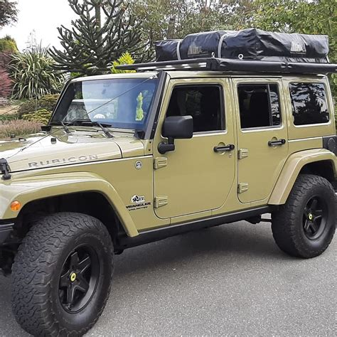 aev jeep jk rubicon unlimited  door  speed  rare