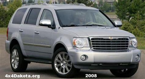 Chrysler Aspen 2012 by Chrysler Aspen 2007 2009 Specs 4x4dakota Org Midsize