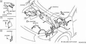 Infiniti Qx60 Harness Engine Room  Other