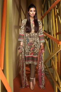 Khaadi Lawn Collection Unstitched 3 Piece Suit A16503 in ...
