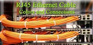 Rj45 Cables Colors Connections
