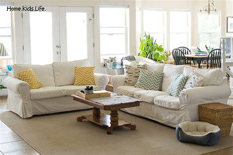 Home Kids Life Ikea Ektorp Sofa Review Nearly 6 Years