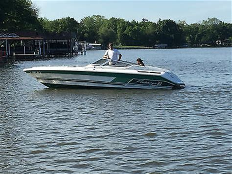 Used Sea Ray Boats For Sale In Illinois by 1989 Sea Ray Pachanga 22 For Sale In Cary Illinois Usa
