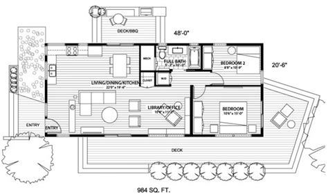 Tiny Häuser Grundrisse by Tiny House On Wheels Floor Plans With No Loft Grundrisse