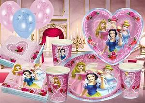 fiesta tematica princesas disney