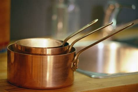 ways  remove lacquer  copper cookware  decor