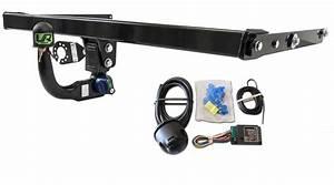 Vert Detachable Towbar 7pin Wiring Bypass Relay Tow Bar