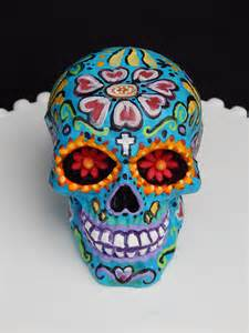 Hand Painted Sugar Skulls