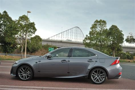 lexus gray 2014 lexus is 350 f sport in nebula gray caught in the