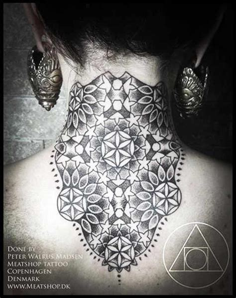 90 Excellent Neck Tattoos Ideas & Designs