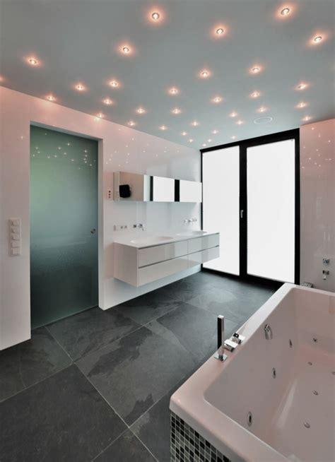 badezimmer decke 1001 ideen für badbeleuchtung decke effektvolle und