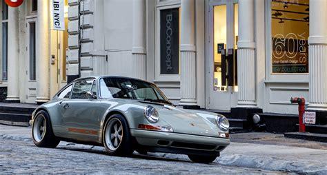 Porche Nyc by Caf 201 Racer 76 Singer Porsche In New York