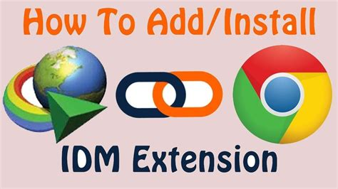 This is the first step that you need to do when you are looking for how to integrate idm into. Install Idm Extension : How To Add Idm Extension To Google ...