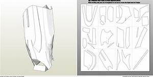 Foamcraft .pdo file template for Iron Man - Mark 4 & 6 ...